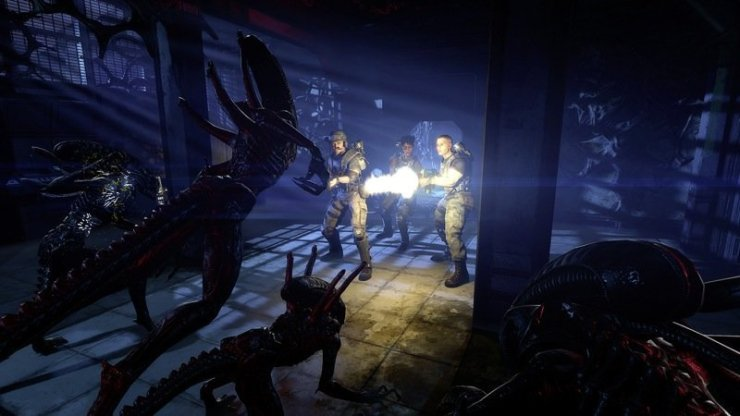 Aliens: Colonial Marines - Screenshot