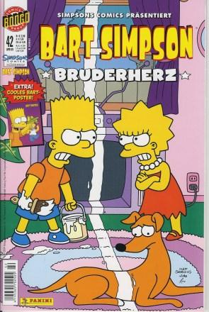 Bart Simpson #42 - Bruderherz