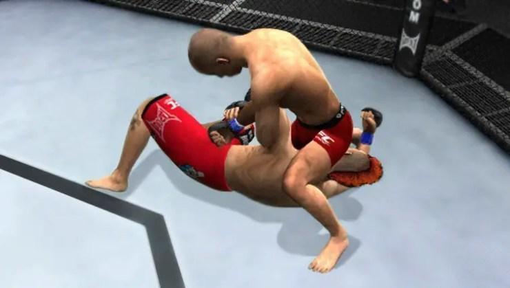 UFC Undisputed 2010 - Screenshot