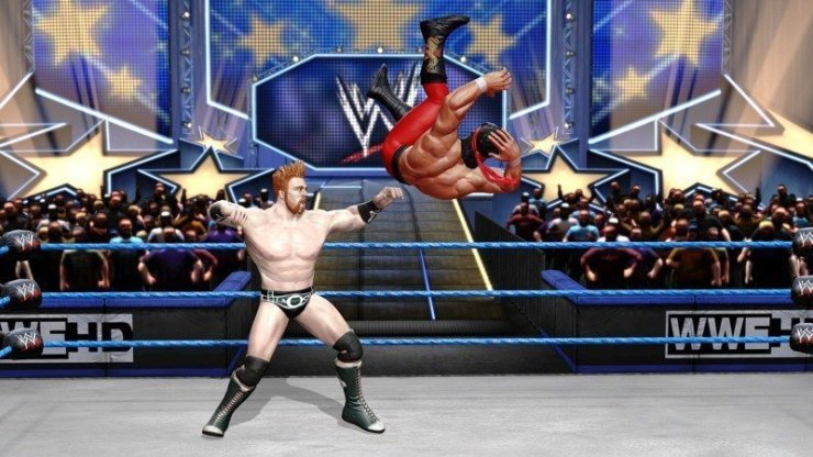 WWE All Stars - Screenshot
