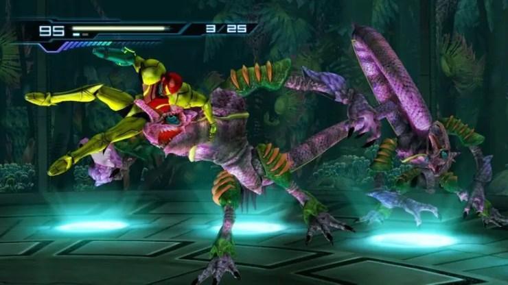 Metroid: Other M - Boss-Battle