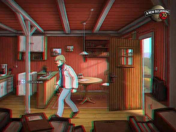 A New Beginning - 3D-Screenshot