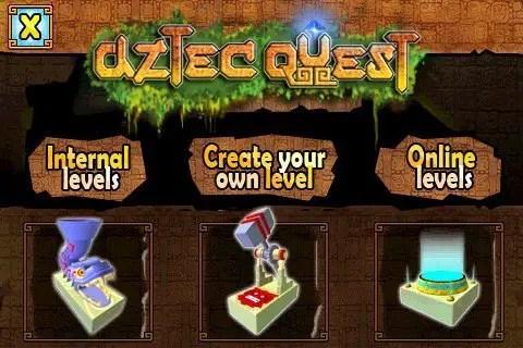 Aztec Quest - Screenshot