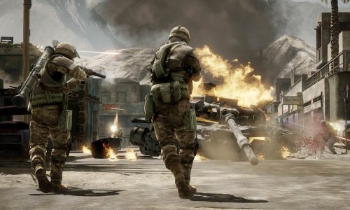 Battlefield: Bad Company 2 - Arica Harbour