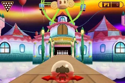 Super Monkey Ball 2 - Bowling