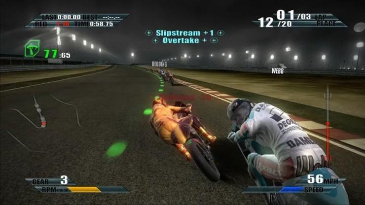 MotoGP 09/10 - Karriere-Modus