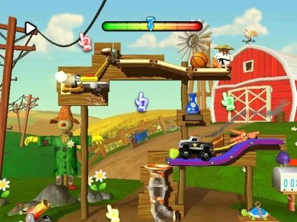Crazy Machines Wii