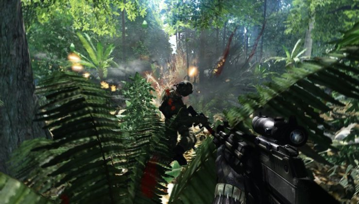 Crysis - Explosion