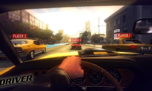 Driver: San Francisco - Trailblazer Multiplayer