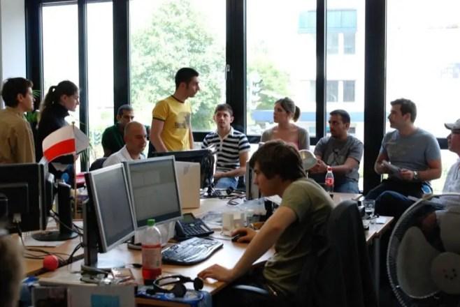 Bigpoint: Mitarbeiter produzieren ein Browsergame innerhalb der Dreamweek