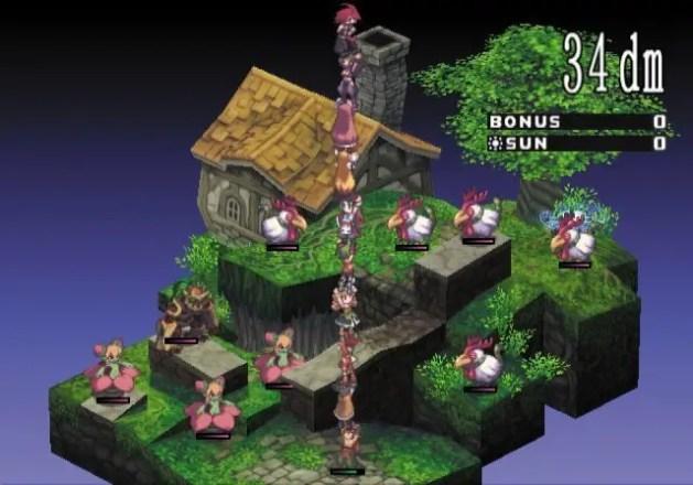 Disgaea 2 - Screenshot