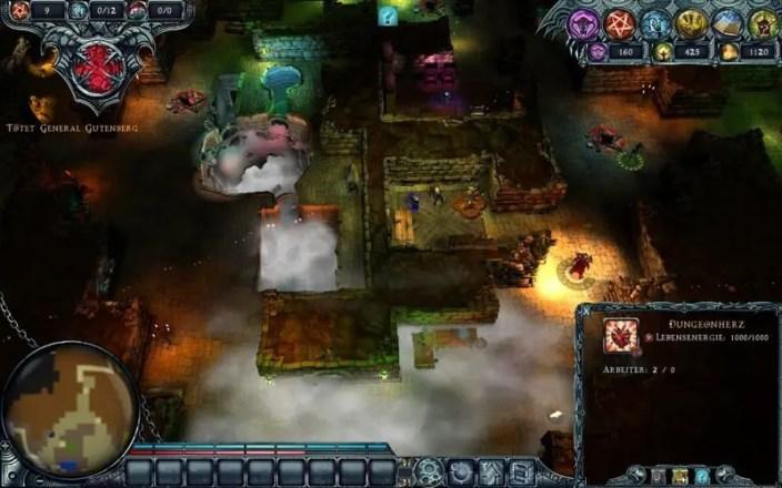 Dungeons - Screenshot