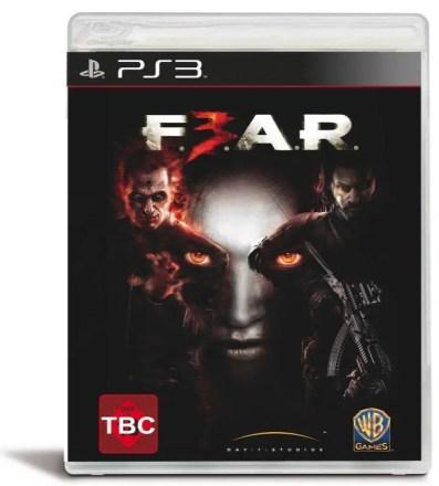 F.E.A.R. 3 - Cover PS3