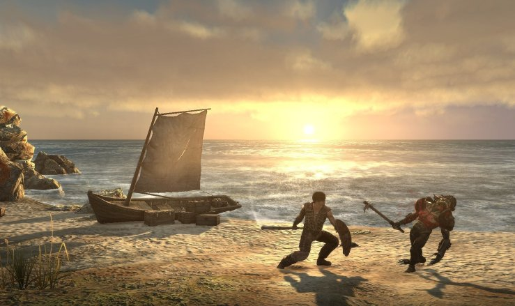 Gothic 4: ArcaniA - Screenshot