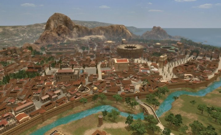 Grand Ages Rome: Reign of Augustus - Screenshot