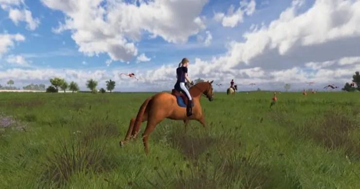 Horse Star - Screenshot