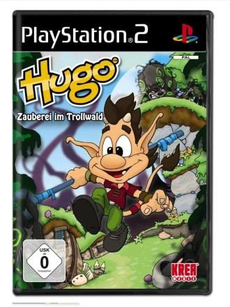 Hugo: Zauberei im Trollwald - Cover PS2