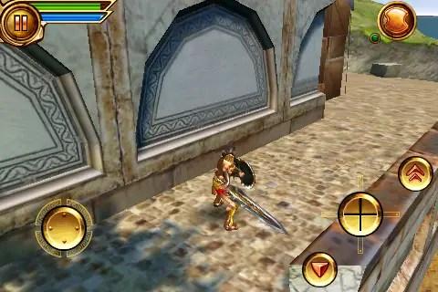 Hero of Sparta 2 - Screenshot