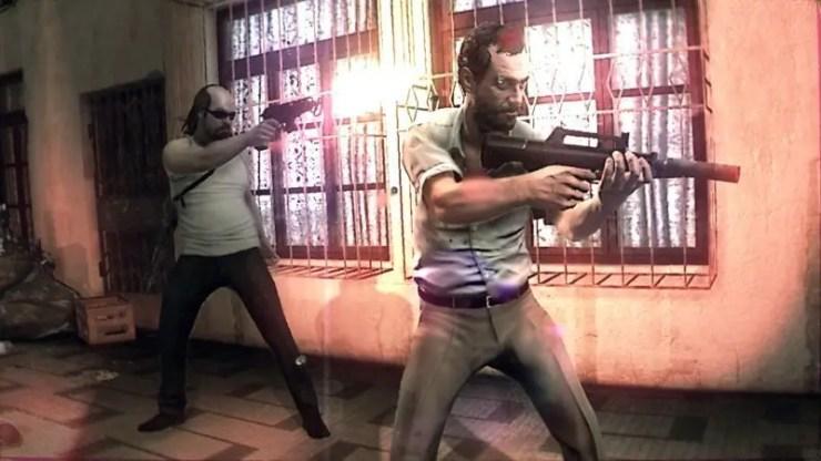 Kane & Lynch 2 - Screenshot