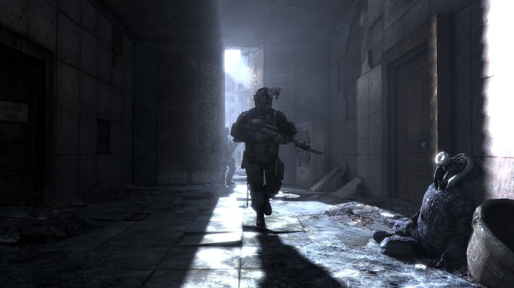 Metro 2033 - Screenshot