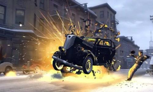 Mafia 2 - Auto-Explosion