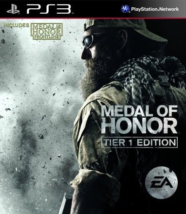 Medal of Honor - Cover Tier 1 Edition PS3