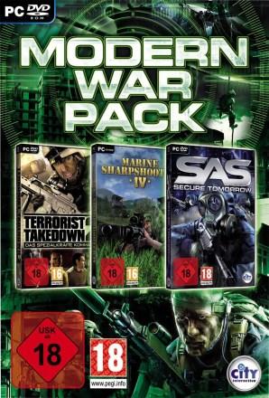 Modern War Pack - Packshot
