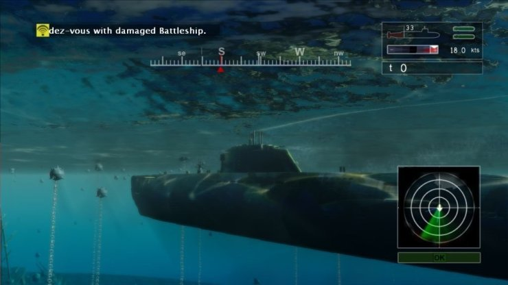 Naval Assault: The Killing Tide - Screenshot