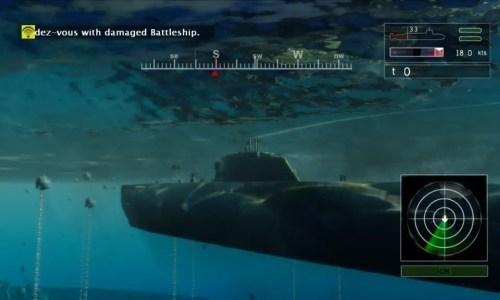 Naval Assault: The Killing Tide - Screenshot