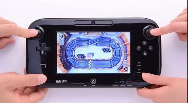 Wii U Gamepad - Minispiele