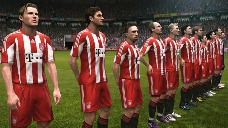 PES 2011 - FC Bayern