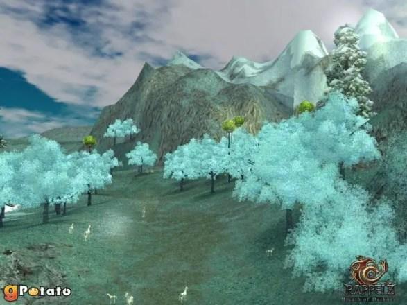 Rappelz - Unicorn Forest