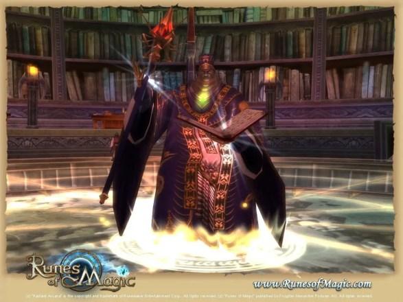 Runes of Magic: Zurhidon-Feste