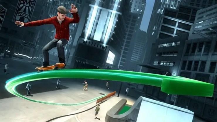 Shaun White Skateboarding - Screenshot