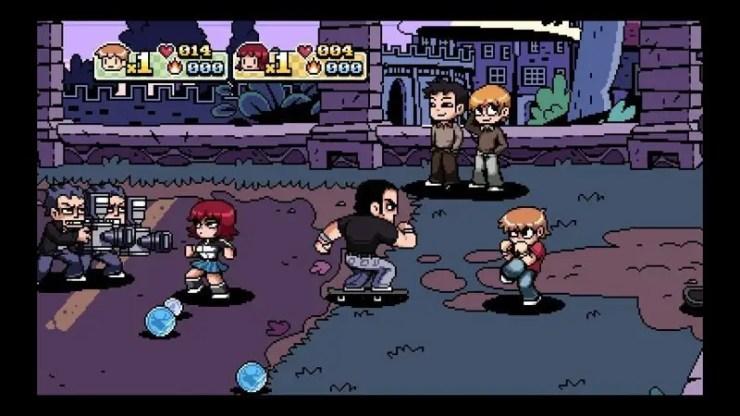 Scott Pilgrim gegen den Rest der Welt: Das Spiel - Screenshot