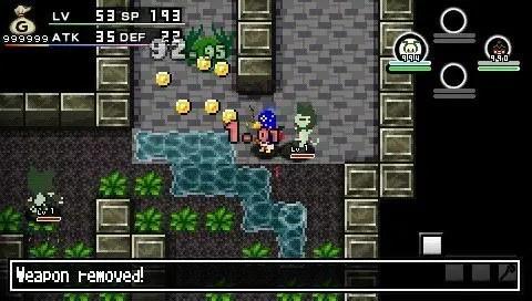 Cladun: This is an RPG - Screenshot