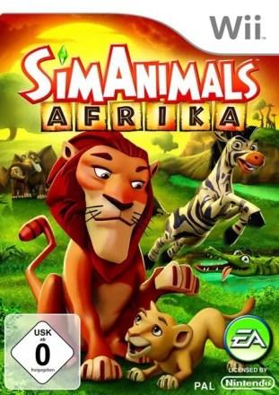 SimAnimals Afrika - Packshot Wii