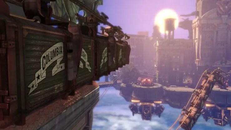 BioShock: Infinite - Skyline