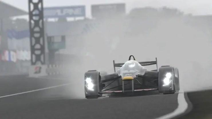 Gran Turismo 5: X1 Prototype von Red Bull