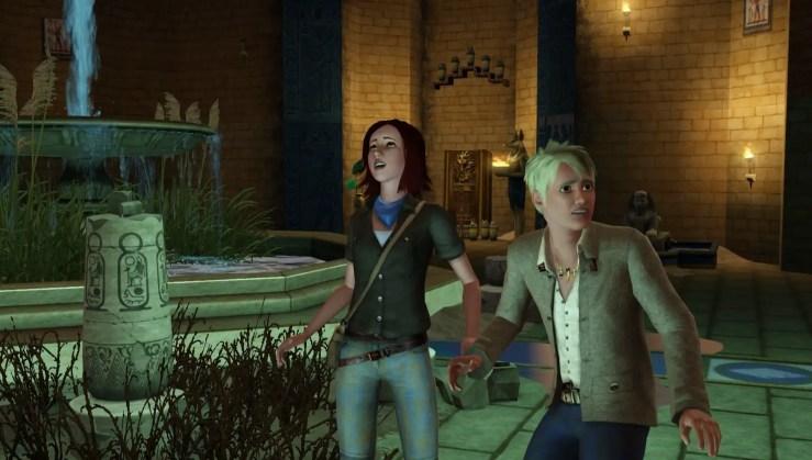 Die Sims 3: Reiseabenteuer - Ägypten auskundschaften