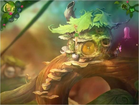 Disney Fairies: TinkerBell's Abenteuer - Screenshot