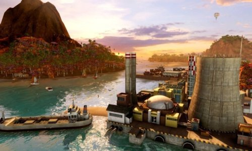 Tropico 4 - Kraftwerk