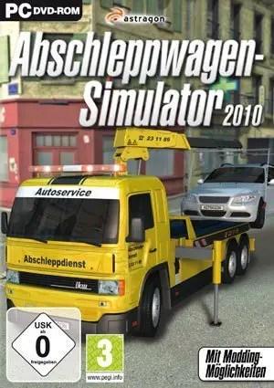 Abschleppwagen-Simulator 2010 - Cover