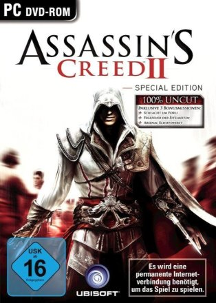 Cover von Assassin's Creed 2