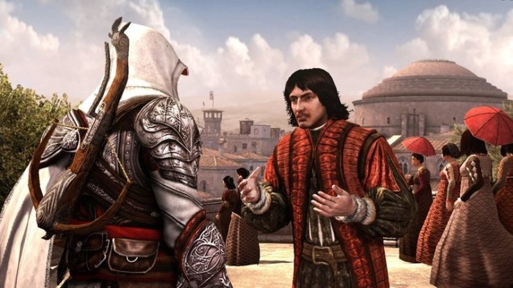 Assassin's Creed: Brotherhood - Die Kopernikus Verschwörung