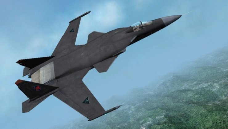 Ace Combat: Joint Assault - Screenshot