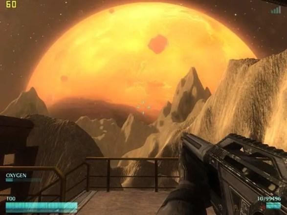 Alpha Prime - Screenshot