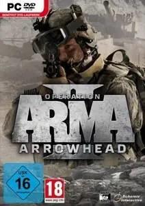 ARMA 2: Operation Arrowhead - Cover PC