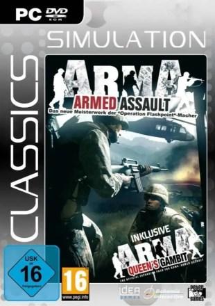 ARMA - Cover PC