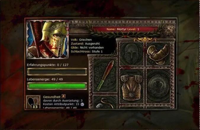 Artyria - Screenshot